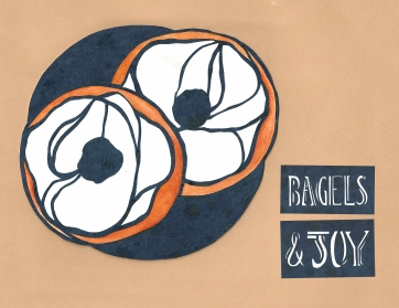 Elizabeth Goss, Bagels & Joy