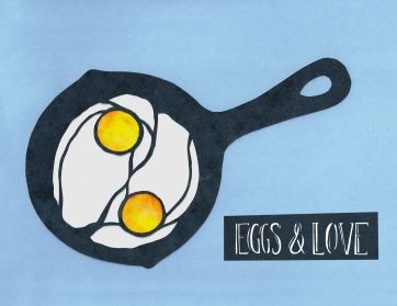 Elizabeth Goss, Eggs & Love