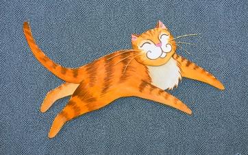 Elizabeth Goss, Flying Cat