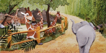 ElizaElizabeth Goss, Lily's Zoo 1beth Goss,