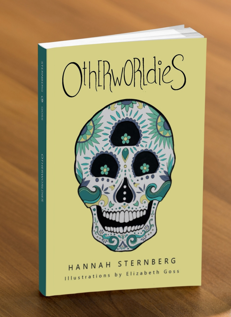 Cover from Hannah Sternberg's New Book, Otherworldies - Coming October 1, 2016