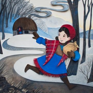 Elizabeth Goss, Red Ridinghood