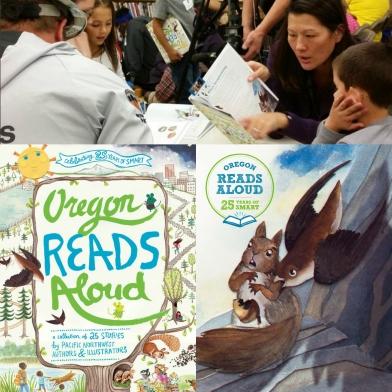 Elizabeth Goss, Spot from Oregon Reads Aloud