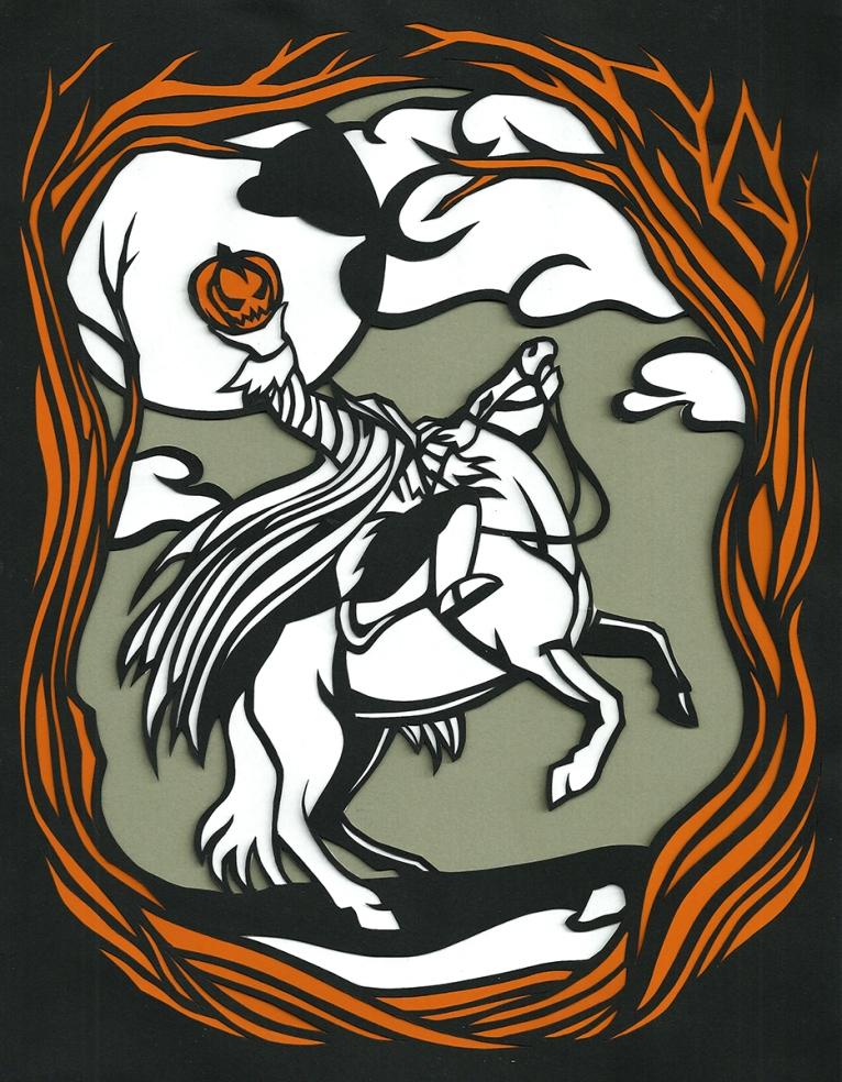 Elizabeth Goss, Headless Horseman