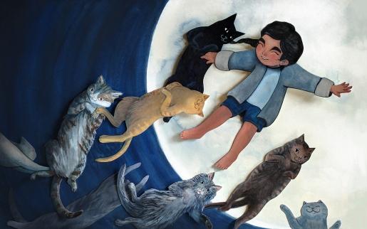 Elizabeth Goss, Full Moon Fever