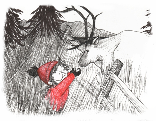 Elizabeth Goss, Wendy Reindeer