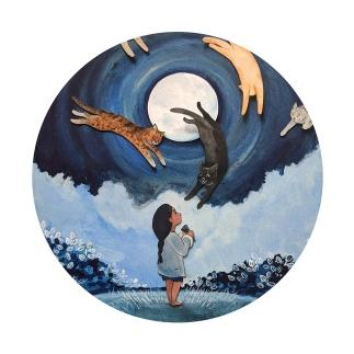 Elizabeth Goss, Full Moon Float