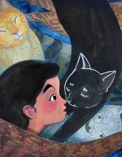 Elizabeth Goss, Full Moon Nose