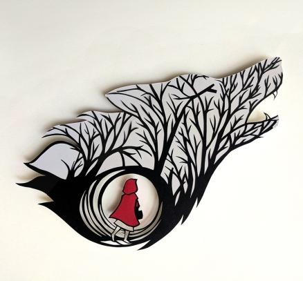 Elizabeth Goss, Red Riding Hood